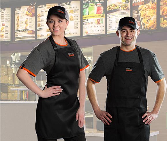 Fast Food Uniform