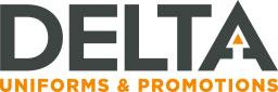 Delta Uniforms & Promotions Logo